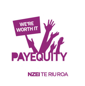 We're worth it: pay equity now